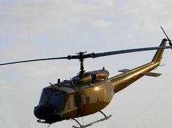 В Колумбии разбился военный вертолет колумбийских ВВС