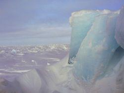 Северный полюс полностью освободится ото льдов через полвека – ученые