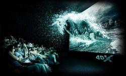 В Нижнем Новгороде открывается первый в России 4DX-кинотеатр