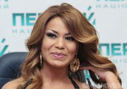 Гайтана не расстраивается из-за 15 места на «Евровидении-2012»