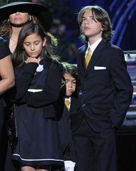 Дети Майкла Джексона поделились секретами своего детства