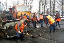С нынешним финансированием отремонтировать дороги Киева невозможно