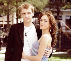 Мария Круглыхина и Сергей (Палыч) Адоевцев