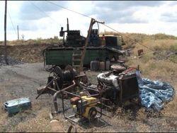 В Донбассе милиция по требованию жителей прикрывает нелегальные копанки