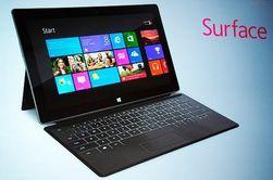 Windows 8 есть память Surface