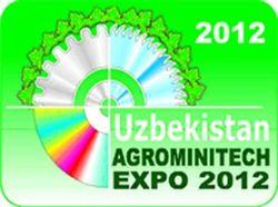 «Uzbekistan AGROMINITECH EXPO-2012»,