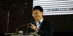 вице-президент компании Huawei Юй Чэдун