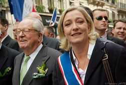 Первомай: сторонники ультраправых собрались на демонстрацию в Париже