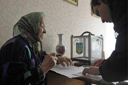 За подарок готово «правильно» проголосовать 6,2 проц. украинцев