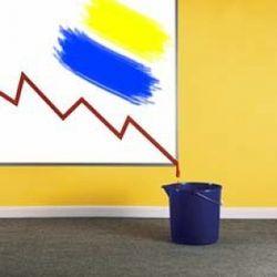 СМИ: экономика Украины уже 9 месяцев в состоянии спада
