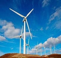 Китай по-прежнему мировой лидер по использованию энергии ветра