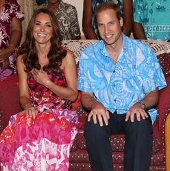 Ребенка принца Уильяма будут воспитывать родители его жены Кейт