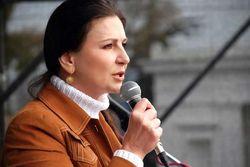 Богословская намерена отсудить у коллеги 250 тысяч гривен за сообщение в соцсети