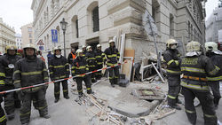 В центре Праги сохраняется угроза взрыва, на этот раз – газа