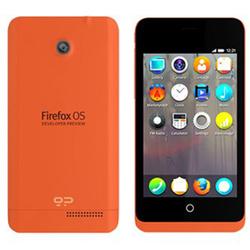 Сегодня на рынок выходит смартфон на Firefox OS