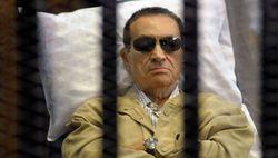 Суд,экс-президент,Египет,Хосни Мубарак