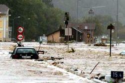 Австрии грозит наводнение, людей эвакуируют