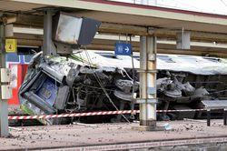 Крупнейшие катастрофы пассажирских поездов