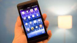 Продажи BlackBerry Z10 очень сильно разочаровали аналитиков