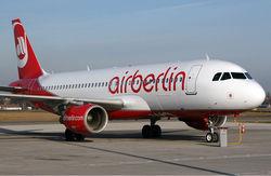 Каждый десятый сотрудник Air Berlin будет уволен