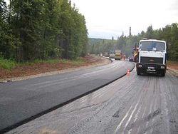 Сегодня только 40 процентов федеральных дорог отвечают нормативам