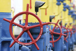 За 9 месяцев практически на 31 процент упал украинский импорт газа из РФ