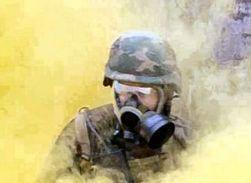 Сирийские военные применили химическое оружие против повстанцев