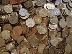 Центробанк РФ временно прекратил чеканку монет в 1 и 5 копеек