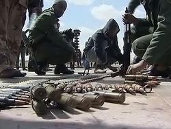 The Times: Крупнейшая партия оружия сирийским повстанцам плывет из Ливии