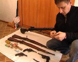 17-летний парень продал милиционерам 9 кг. тротила
