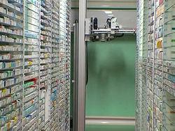 Прорыв в медицине Украины: доставкой медикаментов занимается ... робот