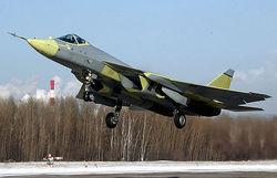 Провал программы создания российского истребителя 5-го поколения