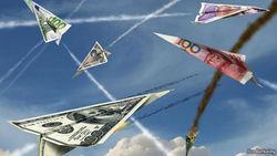 Грядут «валютные войны» - предупреждает Банк России