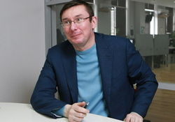 Я полностью готов к участию в украинской политике – Луценко