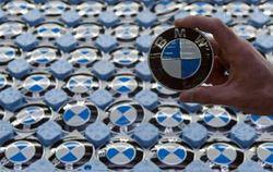 Продажи BMW AG за январь выросли на 10 процентов