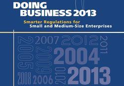 Doing Business-2013 назвал лучшие страны для инвесторов