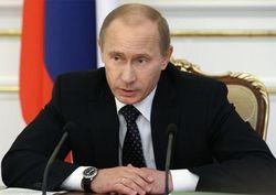 Владимир Путин уволил генералов МВД