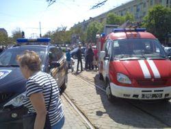 В больницах находятся 9 пострадавших после взрывов в Днепропетровске