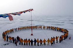 Российские туристы проявляют интерес к Северному полюсу в 10 раз сильнее, чем раньше