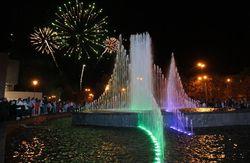 В Ташкенте появится новое зрелище – светодинамический фонтан