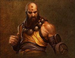 Компания Blizzard показала героя игры Diablo III в новом ролике