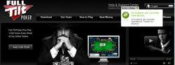 Открытие Full Tilt Poker не за горами?