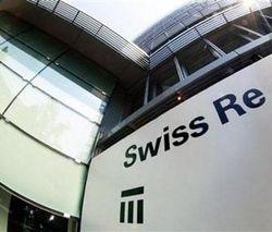 За четвёртый квартал прибыль Swiss Re упала на 19 процентов