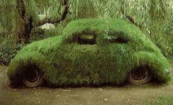 Зеленый цвет вскоре станет самым популярным для авто – эксперты