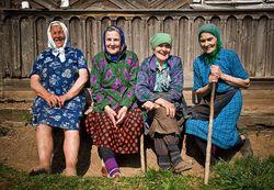Ученые: Бабушки - важнейший фактор в эволюции человека
