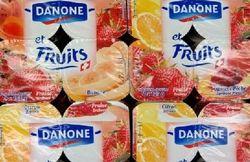Компания Danone стремится к сокращению расходов