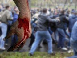 Полтава: массовая драка и перестрелка в центре города