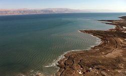 Началось строительство канала, который соединит Мертвое море с Красным