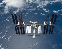 NASA готовит видеообращение к астронавтам на МКС через Google+