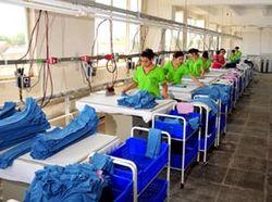 В Узбекистан планирует войти холдинг по производству спортивной одежды